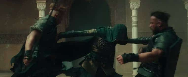 Image of fighting from Assassin's Creed