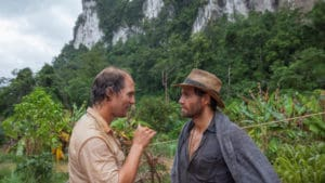 screenwriter Phil Parker Matthew McConaughey Gold